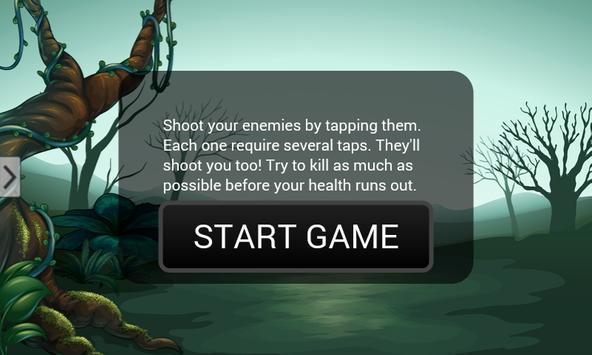 Zombie Tap Kill poster