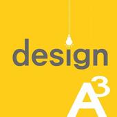 디자인 에이쓰리 icon