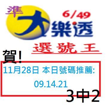 神準!大樂透選號王! screenshot 15