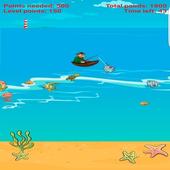صيد السمك icon