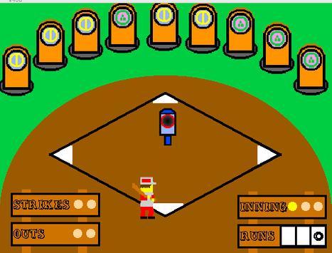 고전 야구게임 screenshot 2