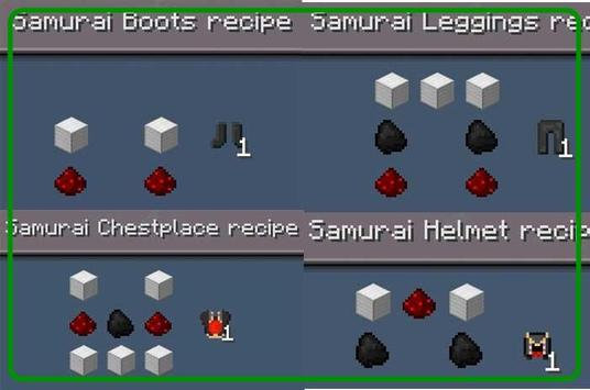 Samurai Craft Mod Installer poster