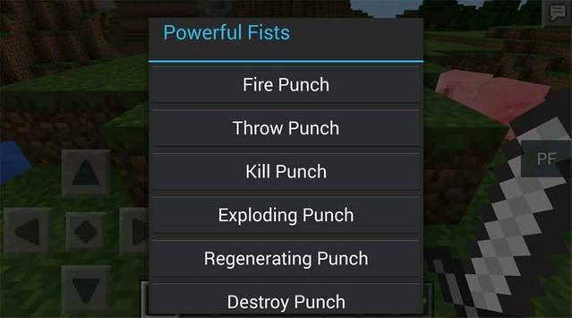 Powerful Fists Mod Installer poster