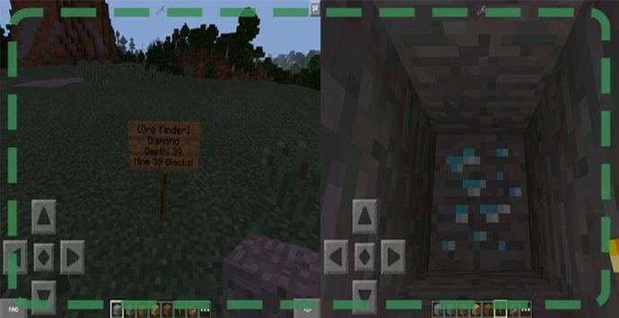 Ore Locator Mod Installer apk screenshot