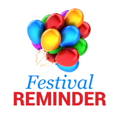 Festival Reminder icon