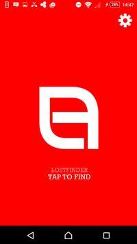 Lostfinder poster