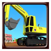 Real Excavator Simulator icon