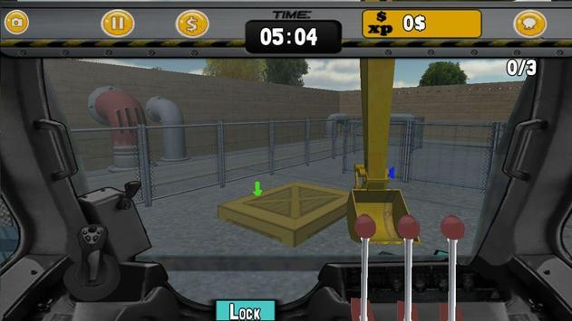 Real Excavator Simulator screenshot 1