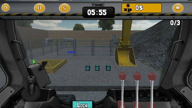 Real Excavator Simulator screenshot 2