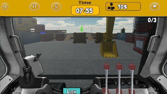 Real Excavator Simulator screenshot 3
