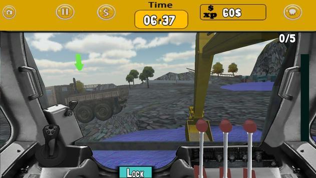 Real Excavator Simulator screenshot 4