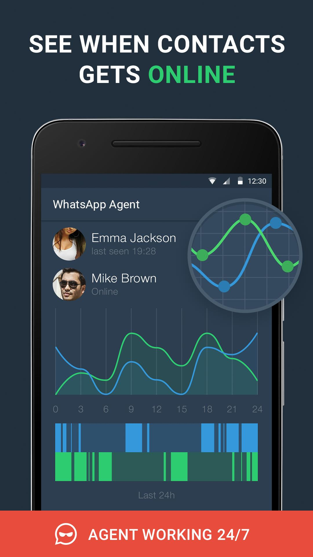 WhatsAgent for Whatsapp for Android - APK Download