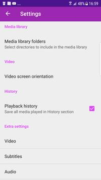 Music Player Android apk screenshot