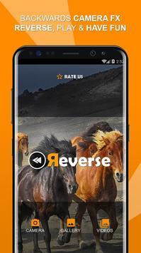 Reverse Video Backwards Camera Fx poster