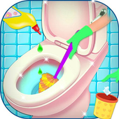 Bathroom Clean Up & Makeover icon