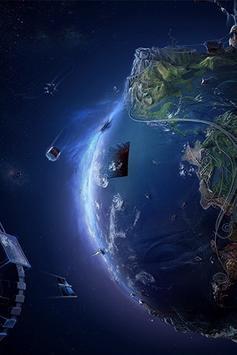 Space Wallpapers screenshot 8