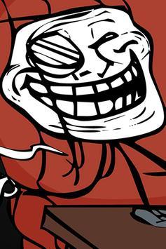 Troll Face Wallpapers apk screenshot