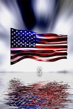 Usa Flag Wallpapers poster