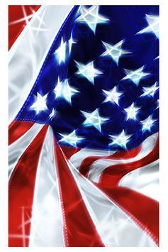 Usa Flag Wallpapers screenshot 1
