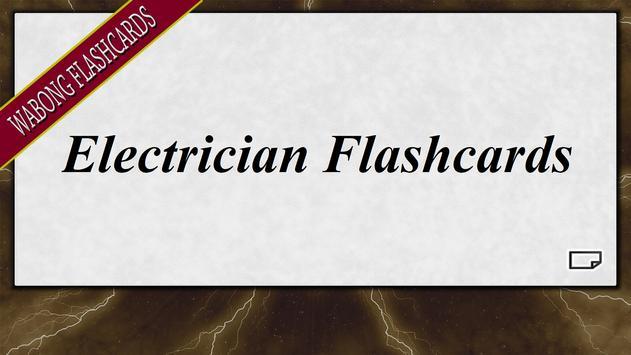 Electricians Flashcards apk screenshot