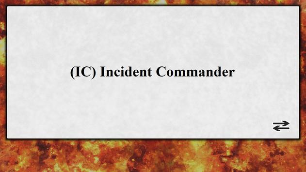 Firefighter Flashcards apk screenshot