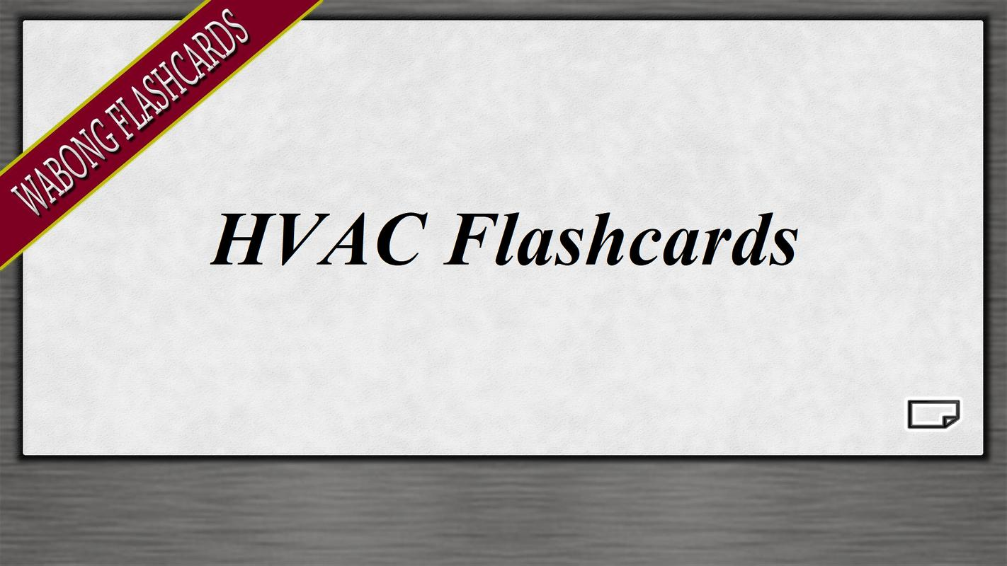Hvac Certification Practice Test Flashcards For Android Apk Download