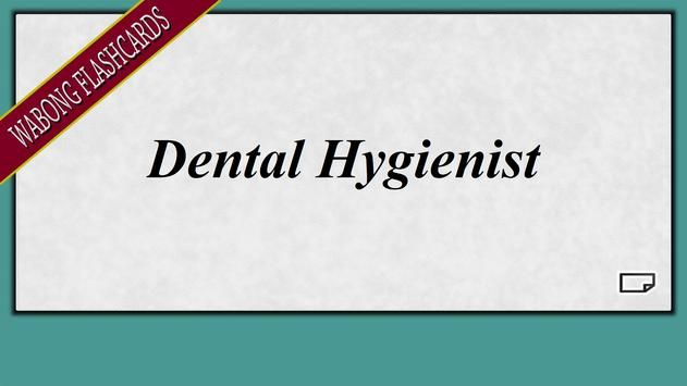 Dental Hygienist Exam Practice Flashcards apk screenshot