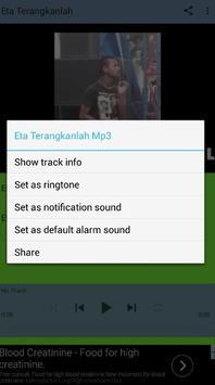 Eta Terangkanlah Mp3 Ringtone screenshot 2
