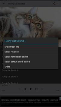 Meow Cat Sounds captura de pantalla 6