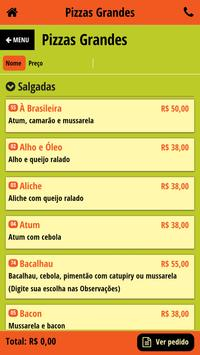 Pizzaria Água na Boca SP apk screenshot