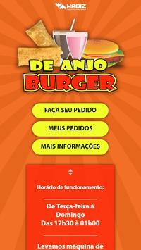De Anjo Burger poster