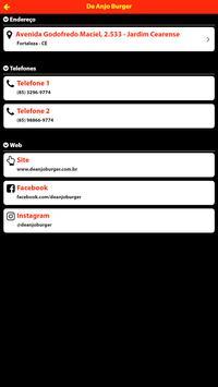 De Anjo Burger screenshot 5