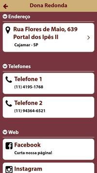 Dona Redonda Cajamar screenshot 2