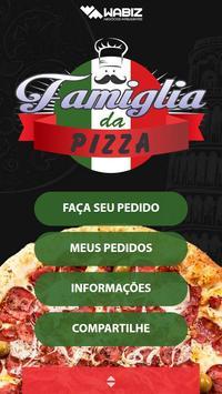 Famiglia da Pizza poster