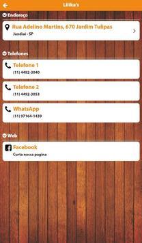 Pizzaria Lilika's screenshot 8