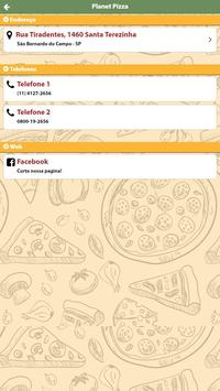 Planet Pizza Delivery screenshot 5