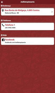 Stellato Pizzaria screenshot 8