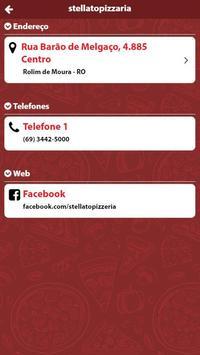 Stellato Pizzaria screenshot 2