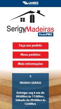Serigy Madeiras poster