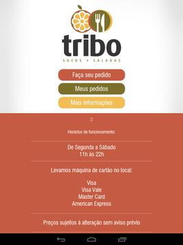 Tribo - Sucos e Saladas apk screenshot