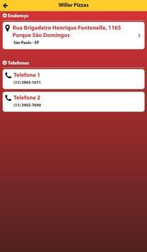 Willer Pizzas screenshot 8