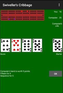 Swiveller's Cribbage screenshot 4