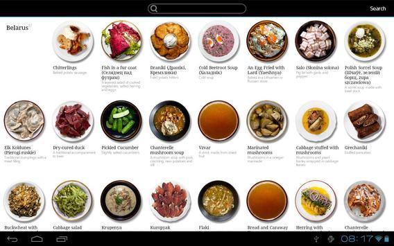 Talerka Video Recipes screenshot 2