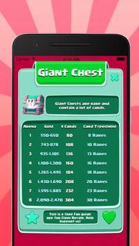 Chest Simulator For CR Tracker apk screenshot