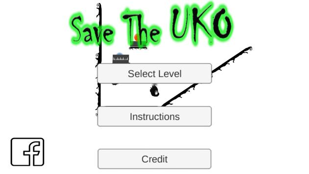 Save the UKO poster
