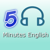 5 Minute English Daily - Learning with ECTV أيقونة