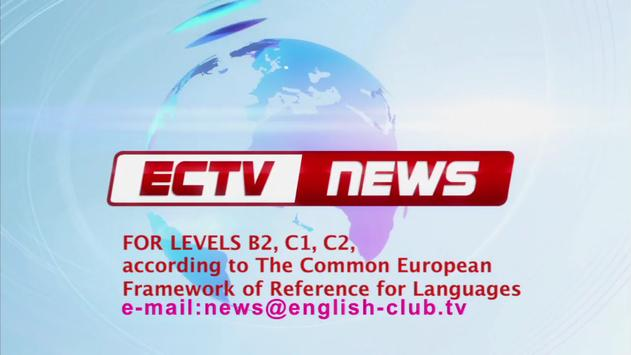5 Minute English Daily - Learning with ECTV تصوير الشاشة 3