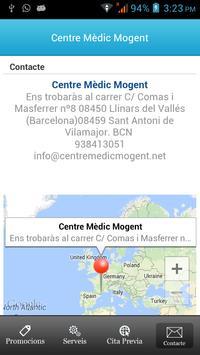 Centre Medic Mogent mobile apk screenshot