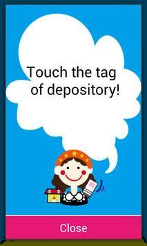 NFC Item Finder apk screenshot