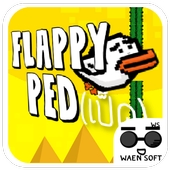 Flappy Ped ( Duck ) icon